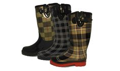 Henry Ferrera Classic Rain Boots  Deal of the Day  $35.99