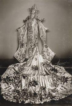 Maria Nemeth In 'Turandot'.
