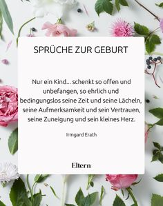 Schöne Sprüche zur Geburt Here you will find the most beautiful sayings for new parents or relatives and friends who want to give the baby her best wishes for birth. Pregnancy Plus, Pregnancy Signs, Nouveaux Parents, Birth Gift, Little Fish, Baby Quotes, Having A Baby, New Parents, About Me Blog