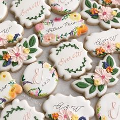 You are fearfully and wonderfully made🌸🌵💕Psalms wait to meet Miss Hattie Mae Crazy Cookies, Cut Out Cookies, Cute Cookies, Easter Cookies, Birthday Cookies, Spice Cookies, Wedding Sweets, Wedding Cookies, Wedding Favors