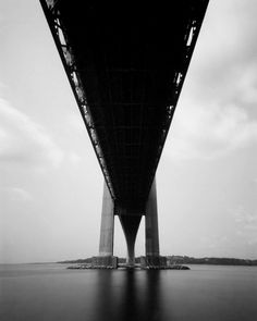 Tom Baril - Verrazano-Narrows (The Verrazano-Narrows Bridge [Brooklyn-Staten Island], New York City, NY, USA, 1993).
