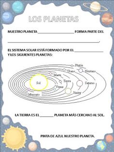 """La clase de Mar: PROYECTO """"UNIVERSO"""" 5 AÑOS Stem Projects, Solar System, Science, Education, Nature, Kids, Crafts, Homeschooling, Study"""