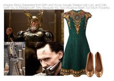 """Imagine Being Separated from Birth and You're Actually Related with Loki, and Odin Sent You to Midgard with The Avengers Because You Two Would've Been Too Much Powerlful"" by xdr-bieberx ❤ liked on Polyvore featuring Valentino, Tory Burch and kitchen"