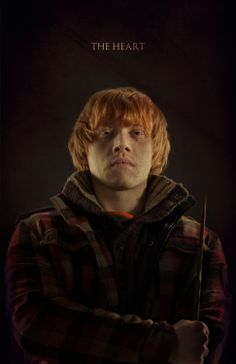 Ron Weasley - The Heart | Harry Potter
