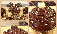 Çikolatalı Kremalı Kakaolu Cupkek Tarifi