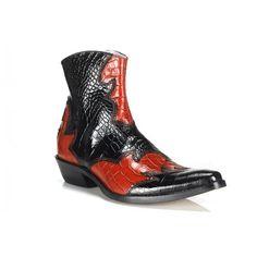 Italské kožené kovbojky černé barvy COMODO E SANO - manozo.cz Cowboy Boots, Shoes, Fashion, Luxury, Moda, Zapatos, Shoes Outlet, Fashion Styles, Shoe