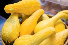 How to Blanch & Freeze Summer Squash