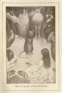 Peter Newell Alice's Adventures in Wonderland