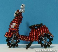 Beaded Scooter