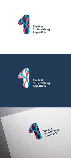 The first St. Petersburg Angioclinic on Behance