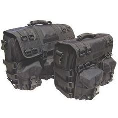 PSP SPOPCB Overnight Bag 17X12X6 Black - $38.15