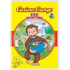 Shop Curious George: Egg Hunting [DVD] at Best Buy. Find low everyday prices and buy online for delivery or in-store pick-up. Amazon Movies, New Movies, Universal Studios, Frank Welker, Monkey 3, Curious George, Movie Blog, New Friendship, Shopping