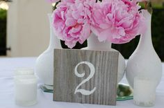 Hey, I found this really awesome Etsy listing at https://www.etsy.com/listing/191773472/wedding-table-numbers-handmade-wedding