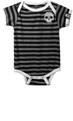 Bodysuit Tops Edgar Allan Poe The Raven Horror Movie Baby Clothes Onesie