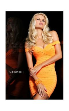 Cheap bandage dress, Buy Quality bodycon dress directly from China dress quality Suppliers: New Top Quality Orange Off The Shoulder Bandage Dress Summer holiday Celebrity Bodycon Dress Summer Dresses 2014, Dress Summer, Slash, Marimo, Europe Fashion, Women's Fashion, Fashion Dresses, Spring Fashion, Fashion Trends