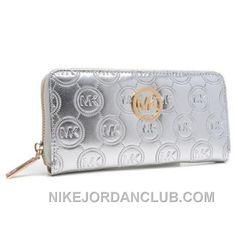 http://www.nikejordanclub.com/michael-kors-logo-monogram-large-silver-wallets-super-deals-tqwsj.html MICHAEL KORS LOGO MONOGRAM LARGE SILVER WALLETS SUPER DEALS TQWSJ Only $37.00 , Free Shipping!
