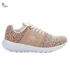 Baskets fille - LE TEMPS DES CERISES - Multicolore - FLY - Millim - Chaussures le temps des cerises (*Partner-Link)