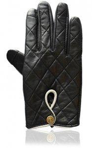 !! * Uunique Lederen Touchscreen Handschoenen - Dames (maat S/M) - Touchscreen handschoenen - TKP-27355 SKU: UUTSGL001 EAN: 5055379302922