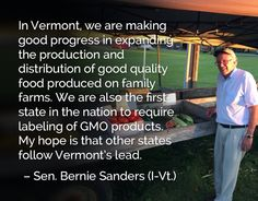 Labeling GMO is not extreme it's mainstream