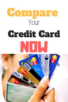 Compare Your Credit Card Now Comparison Calculator Calculate And Diffe