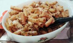 #Pasticciata al forno con le #melanzane #recipe #pasta #baked #eggplant
