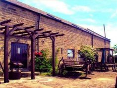 Holestone Moor Luxury Barns self catering cottage for hen parties in Derbyshire , England