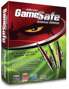 #BitDefender GameSafe #Antispyware - #SoftwareBarn