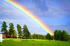 Some rainbows look like you can ride them!
