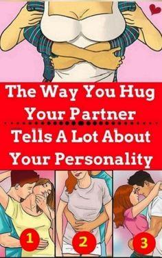 The Way You Hug Your Partnet Tells a Lot About Your Personality #TheWayYouHugYourPartnetTellsaLotAboutYourPersonality