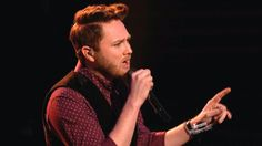 "The Voice 2014 Top 12 - Luke Wade: ""Thinking Out Loud"""