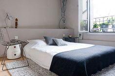 Op zoek naar slaapkamer ideeën? Klik hier & bekijk de mooie slaapkamer van Catherine Vuagnoux!