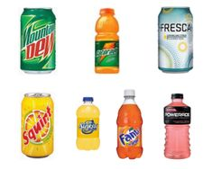 Soft Drinks and Sports Drinks: Would You Drink Flame Retardant?