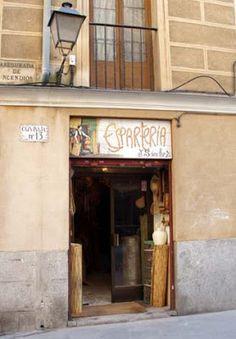 esparteria (  antiguos comercios )
