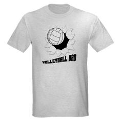Volleyball Dad Cupsreviewcomplete Light T-Shirt