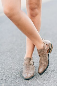 RubyClaire Boutique - The Rory Booties, $42.00 (https://www.rubyclaireboutique.com/the-rory-booties/)