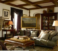 Preppy Style at Home