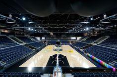 Arena in Kedainiai by 4PLIUS architects