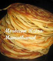 Great Moroccan bread recipes.