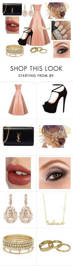 """Elegant Women"" by niallypotatoes ❤ liked on Polyvore featuring Jason Wu, Talitha, Yves Saint Laurent, Charlotte Tilbury, Avon, Suzanne Kalan, Sydney Evan, BCBGeneration and Scotch & Soda"