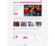 A new website for the fantastic Steven Bonthrone.