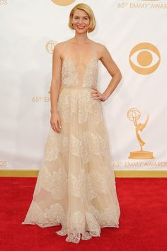 Emmy 2013 Red Carpet  PHOTOS Of All The Dresses  amp  Jewels From Your  Favorite 02234228f4e2