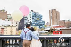 Christine & Lorenzo at The High Line Park!  Click to see their full session.