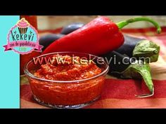 Patlıcanlı biberli sos (Pincur /Ajvar/lutenitsa) - rumma - rumma