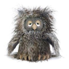 JellyCat Orlando Owl - 23cm   Jelly Cat London Tawny Plush Toy Soft Toy Plush Stuffed Animal Bird