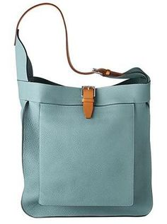ciel blue hermes marwari bag - Google Search