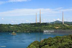 長崎佐世保市の電波塔  Oldest Radio Towers in Japan