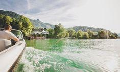 Eine breite Palette an Wassersportmöglichkeiten erwartet die Gäste des Landhaus zu Appesbach als auch des Seehotels Grundlsee. Sport, Palette, Farmhouse, Water, Deporte, Sports, Pallets
