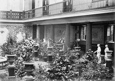 El rancho de Juan Antonio Pezet en Chorrillos destruido por la soldadesca chilena durante la invasión y ataque de 1881  Fuente: Blog de Marco Gamarra Galindo