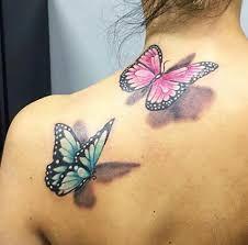 Afbeeldingsresultaat Voor Vlinder Tattoo Tattoo Purple