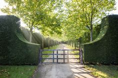 #peterfudge Rural styled gates made from steel
